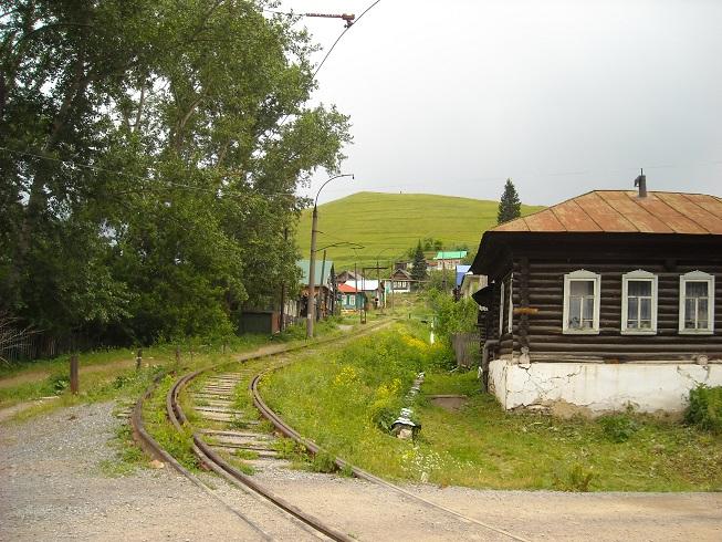 Усть-Катав - родина рос трамвая