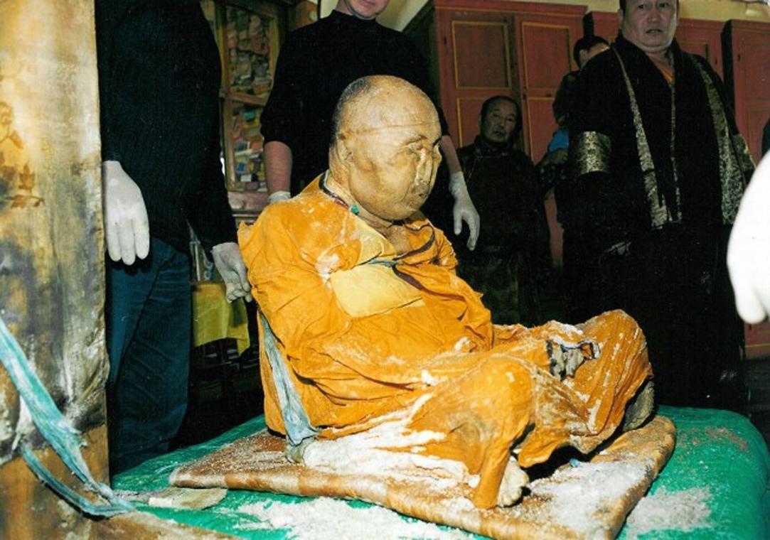 Бурятский Лама